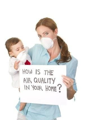 Improving indoor air quality can improve your overall health Image